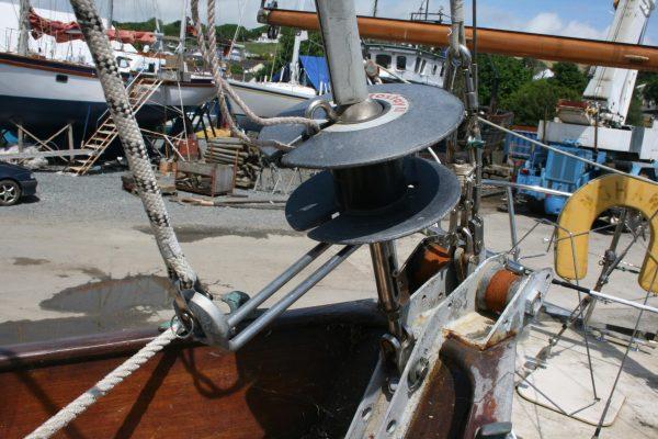 Laurent Giles Bermudan Sloop