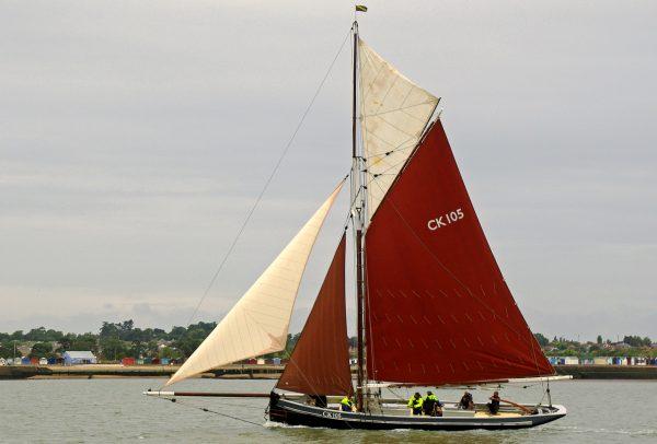 Sailing Fishing Smack