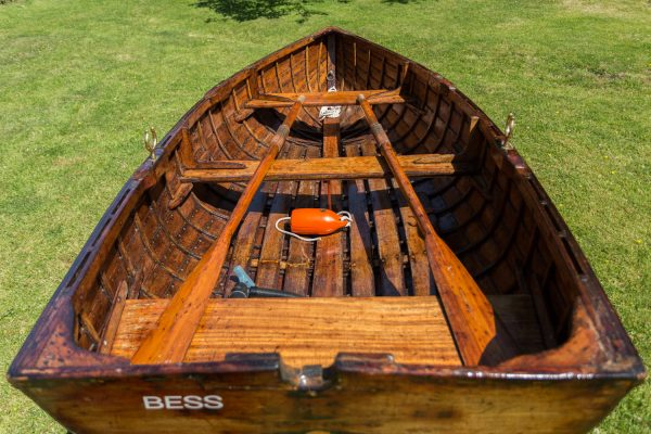 Hillyards rowing dinghy