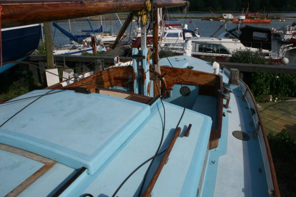Converted Baltimore Class Lifeboat