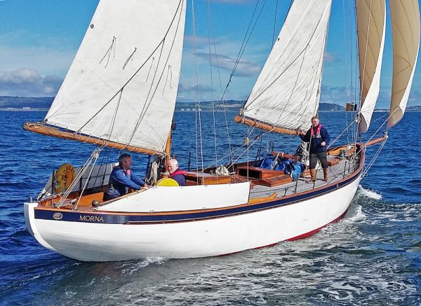 Dickies of Tarbert Gaff Ketch
