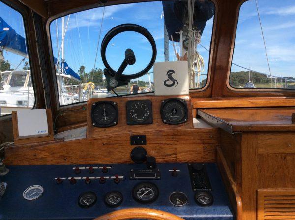 Berthon Motor Sailer
