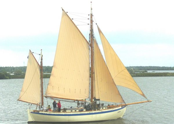Colin Archer Gaff Ketch
