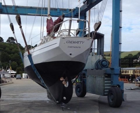Ebbtide Bermudan Cutter
