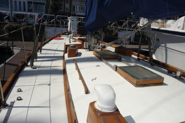 Arthur Robb Admirals Cup yacht