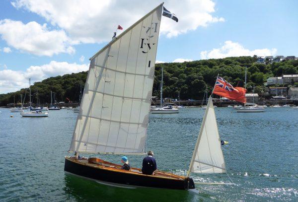 18′ Lugsail yawl