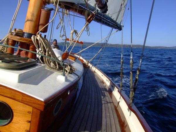 Starling Burgess Bermudan cutter