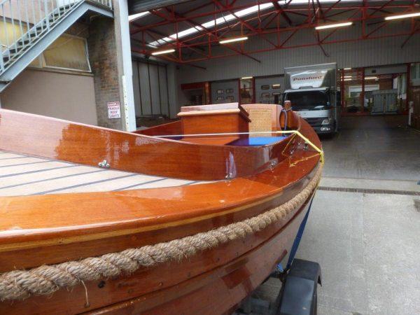15′ Dartmouth Launch