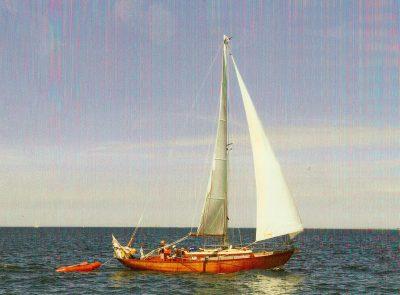 Cheverton Danegeld Class sloop Calssic Yacht for sale