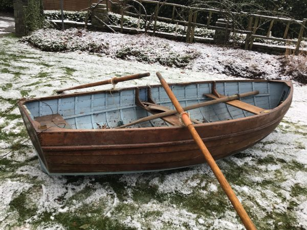 10′ rowing dinghy
