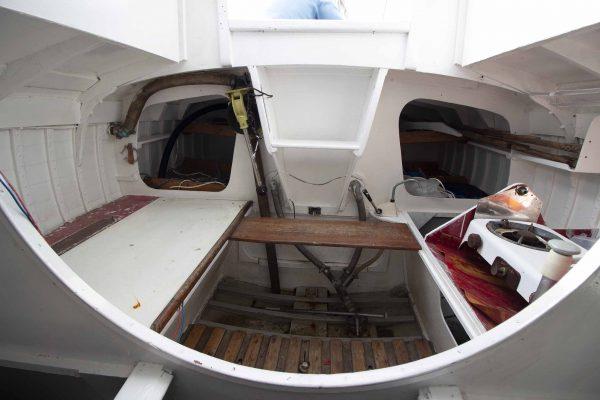 Laurent Giles Columbia Class sloop