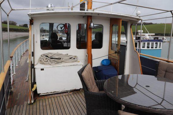 Fleur de Lys Motor Yacht