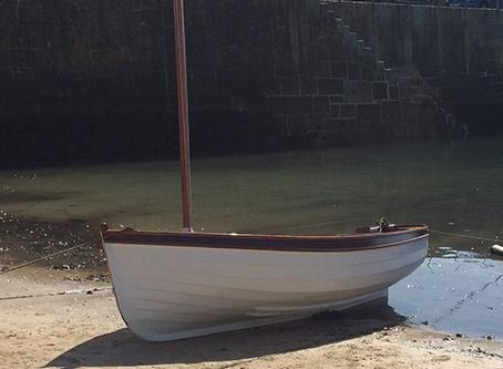 McNulty Longstone dinghy